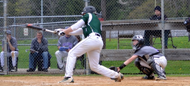 Hornets fall to Coudersport in extra innings