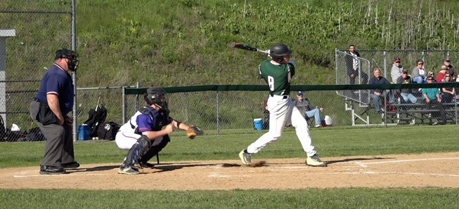 Hornets fall to Danville, 6-2.