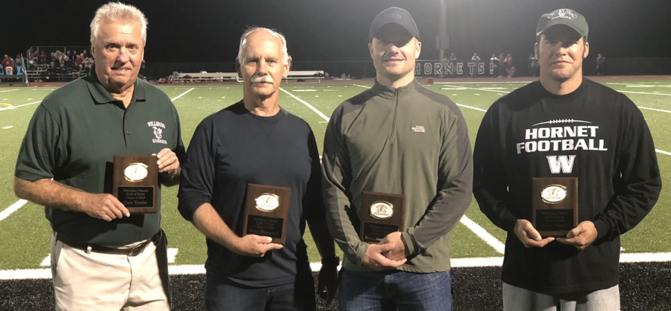 Wellsboro inducts Hall of Fame Class of 2018