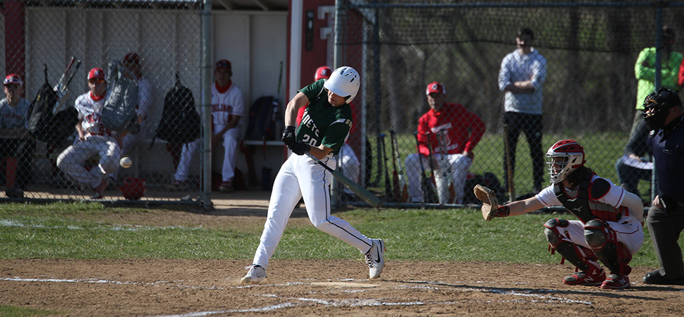 Hornets pound out 25 runs against Troy.