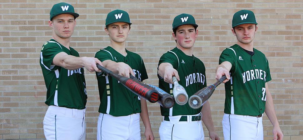 2021 Wellsboro Hornets Senior Class Baseball Roster