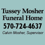 Tussey Mosher Funerla Home