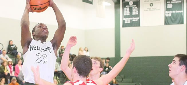 Hornet basketball overpowers Troy, 73-41