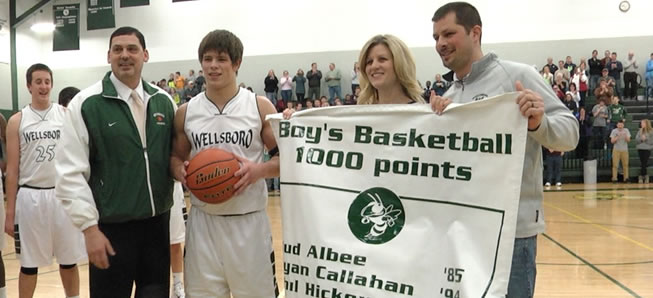 Pietropola eclipses 1,000 career points as Hornets beat NEB