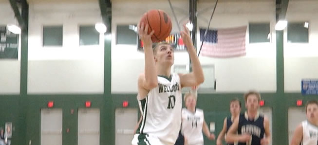 Prough's 21 lead Hornets over Williamson