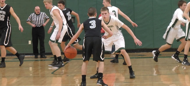 Hornets no match for Athens on Senior Night