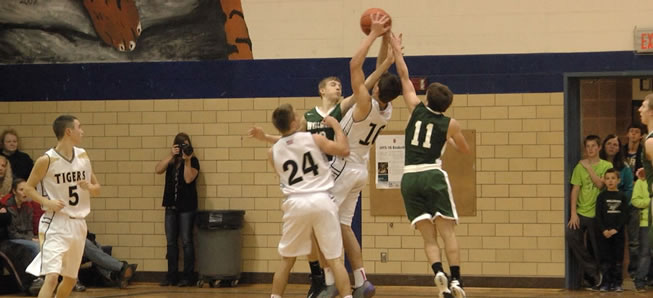 Hornets fall to Mansfield in Berguson game
