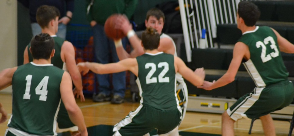 Hornets pick up 6th straight win against Lewisburg