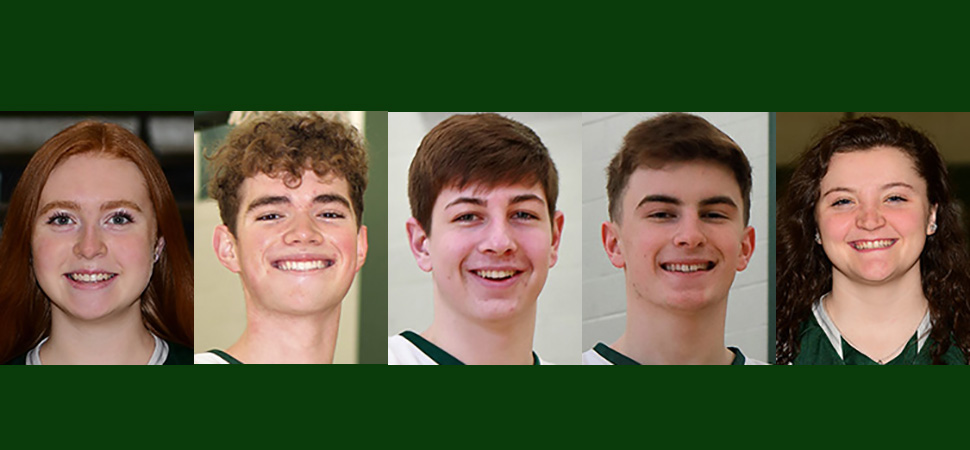 Five Hornets named NTL Basketball All-Star teams.
