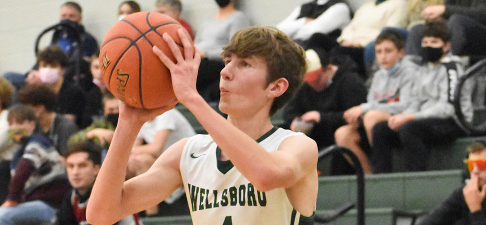Hornets win double header at Cowanesque Valley.