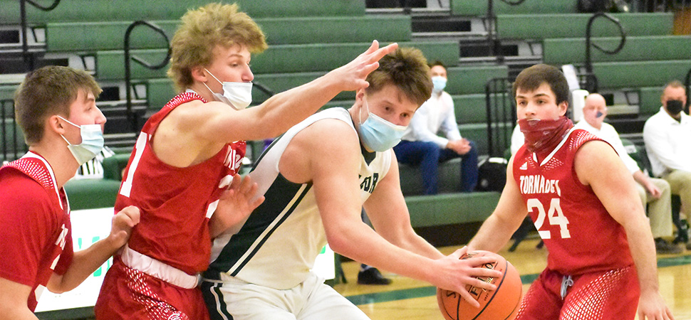 Hornets fall to Mount Carmel in D4 AAA Quarterfinals
