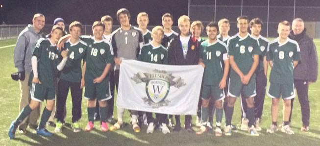Boys soccer tops Sayre to advance to District Championship