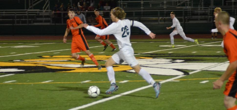 Hornet soccer downs Galeton, 6-1