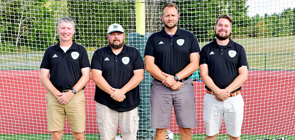 2020 Wellsboro Hornets Boys Soccer Coaching Staff
