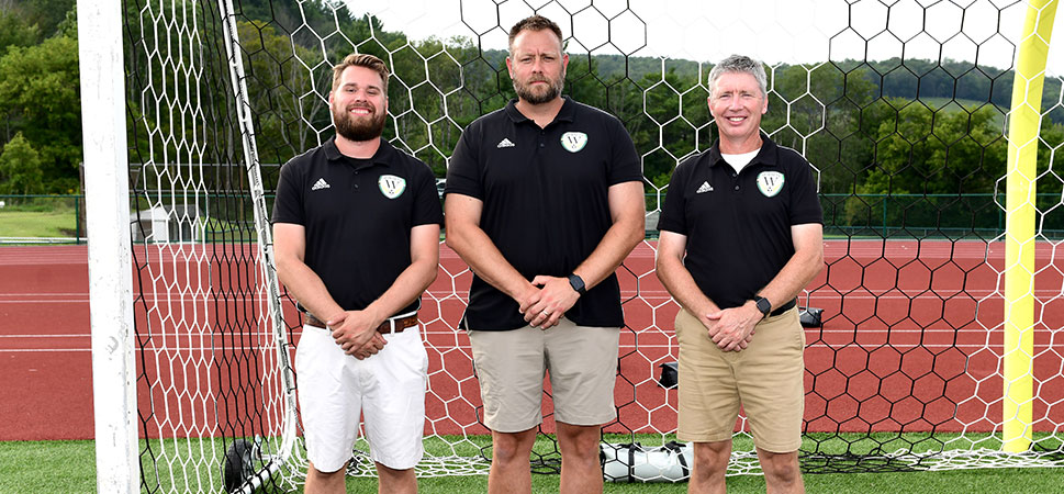 2021 Wellsboro Hornets Boys Soccer Coaching Staff