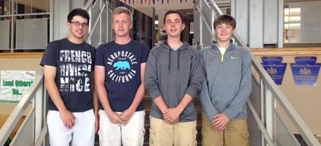 Kennedy, Redell headlines boys tennis all-stars