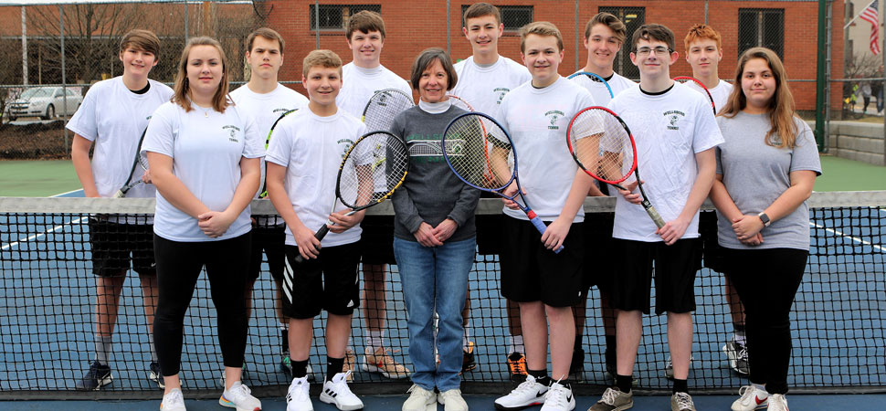 Wellsboro Boys Tennis