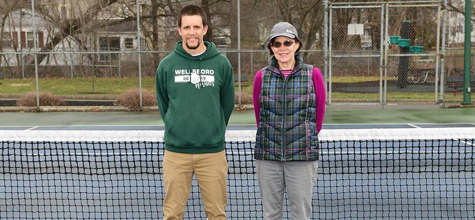 2021 Wellsboro Hornets Boys Tennis Coaching Staff