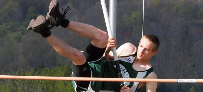 Boys track picks up win over Troy