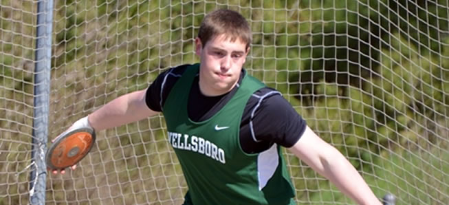 Boys track tops Canton and Sayre