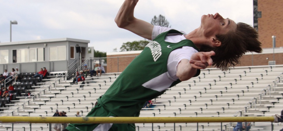 Hornets tie for 4th at NTL Track Championships.