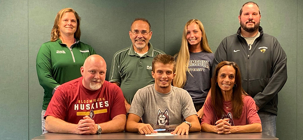 Wagaman to run track for Bloomsburg