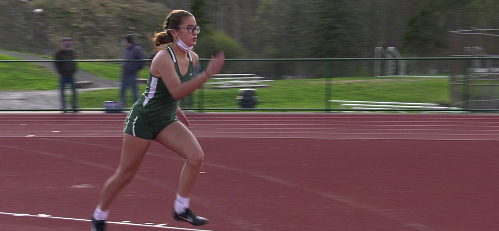 Hornet Track teams sweep Sayre