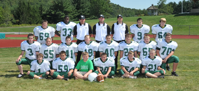 Middle School Roster Available
