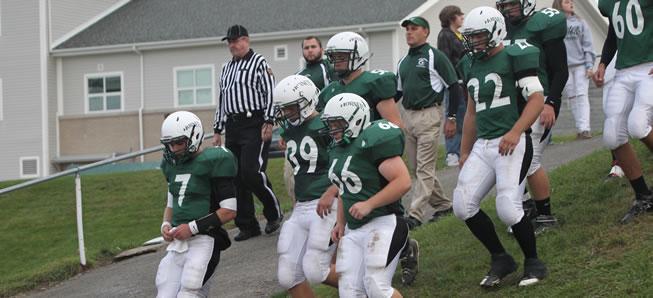 Help Wellsboro Football become Team of the Week