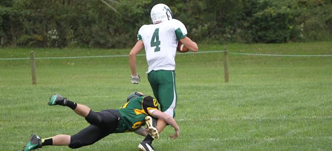 Hornets run wild against CMVT