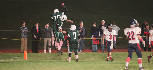 Hornets fall to Sayre in overtime