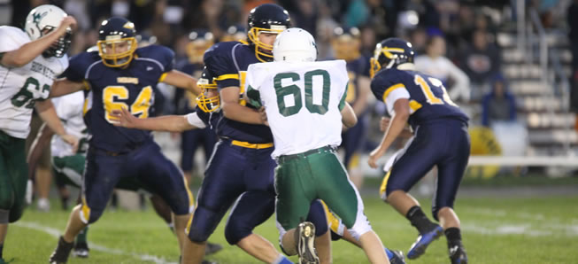Cowanesque Game Pictures Available