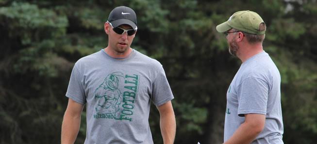 Hildebrand named new football head coach