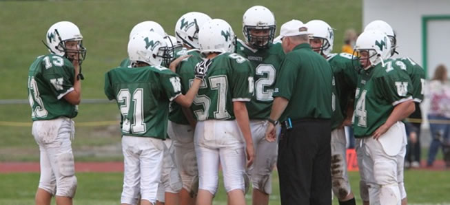 MS Football Parent Meeting Announced.