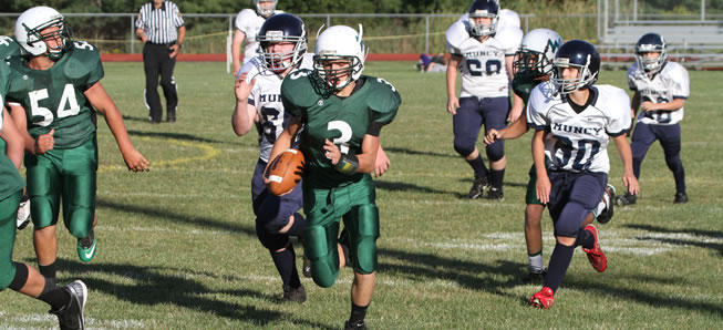 M.S. football tops North Penn