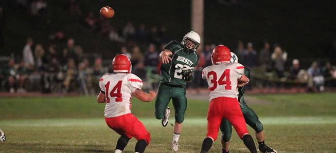 JV football falls to Troy