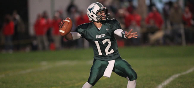 Pietropola named to All-State football team