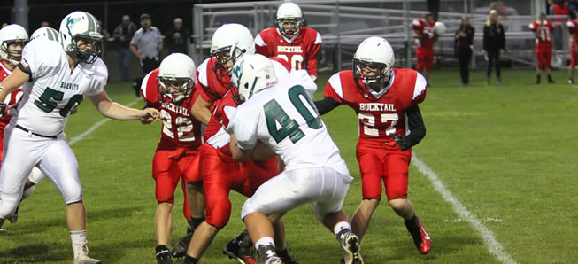 Bucktail Game Pictures available