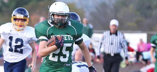 Middle School Hornets top CV, 35-6