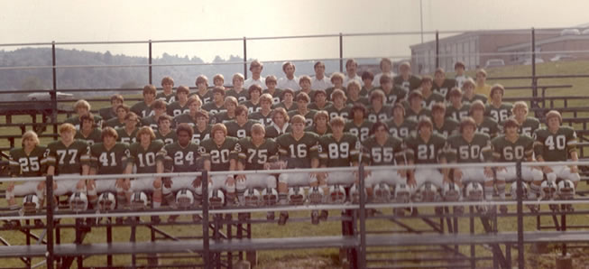 1974 Football Roster Available