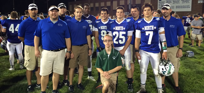 Pietropola, Marple, Smethers, and Levindoski end careers at All-Star game