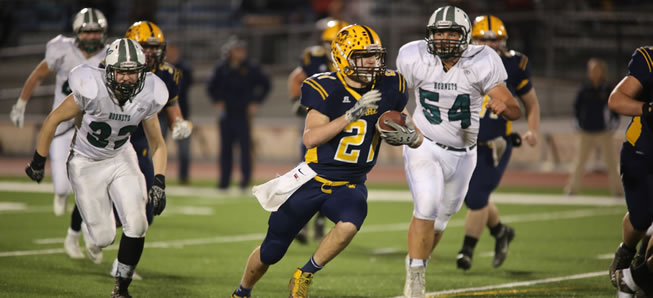 Hornets fall to Old Forge, 28-21