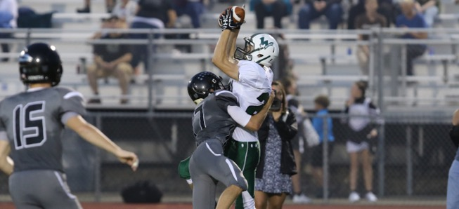 Hornets improve to 3-0 with 28-14 win over Athens