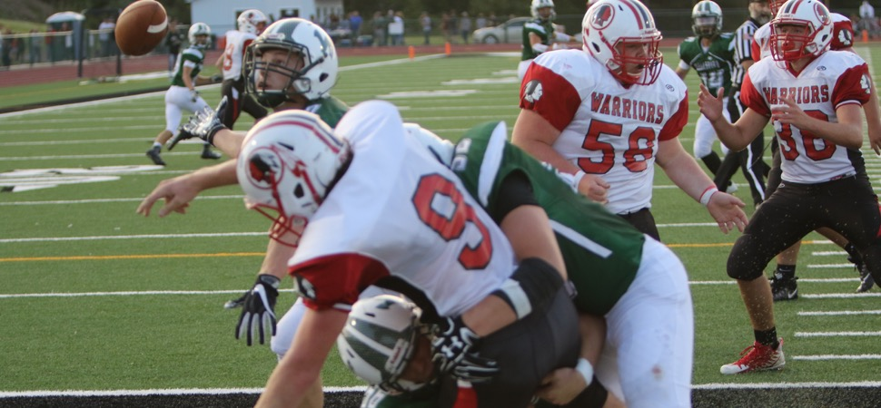 Hornets topple Canton at new Wellsboro Community Athletic Complex
