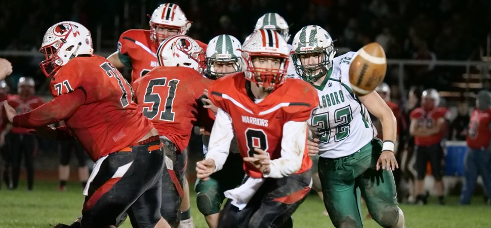 Canton hands Wellsboro first loss of season