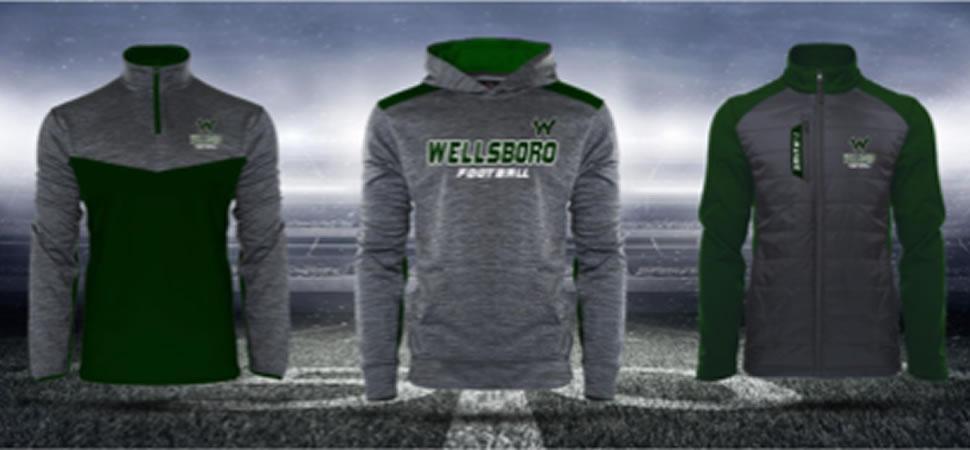 Hornet Football gear on sale now