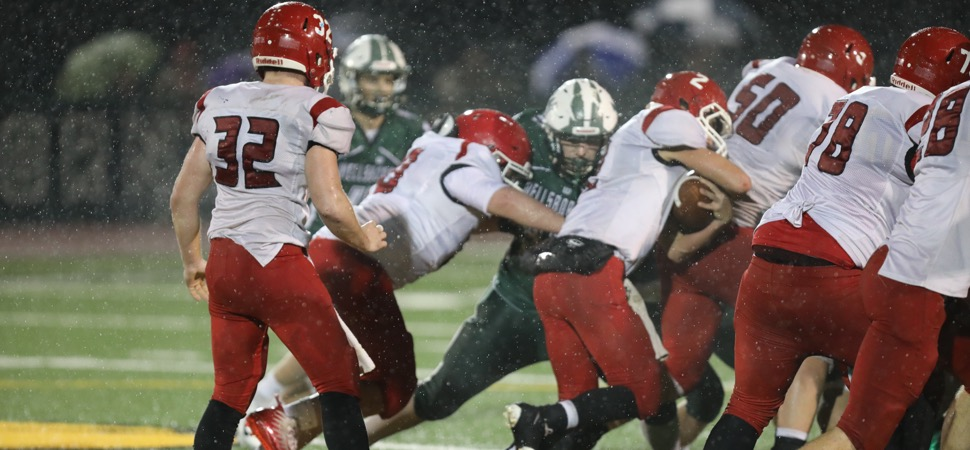 Trojans end Hornets season in D4 AA quarterfinals