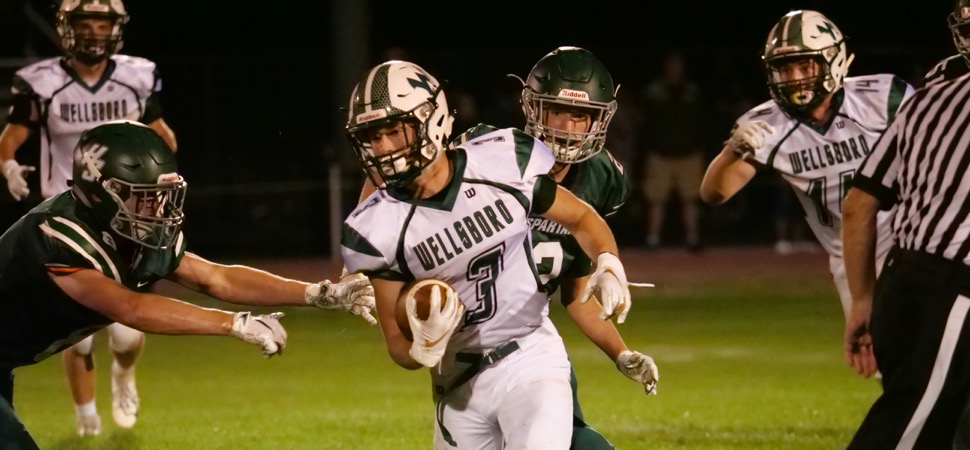 Hauser breaks 1,000 as Hornets hammer Hughesville.