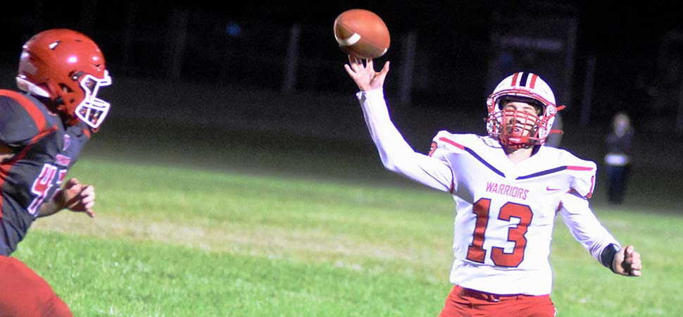 Canton rallies to beat Troy in Old Shoe game.
