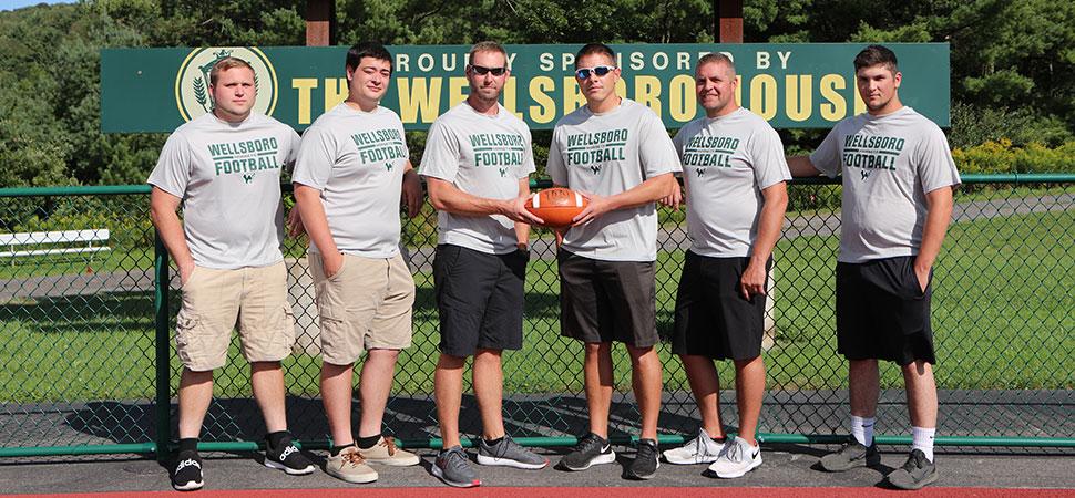 2021 Wellsboro Football Coaching Staff